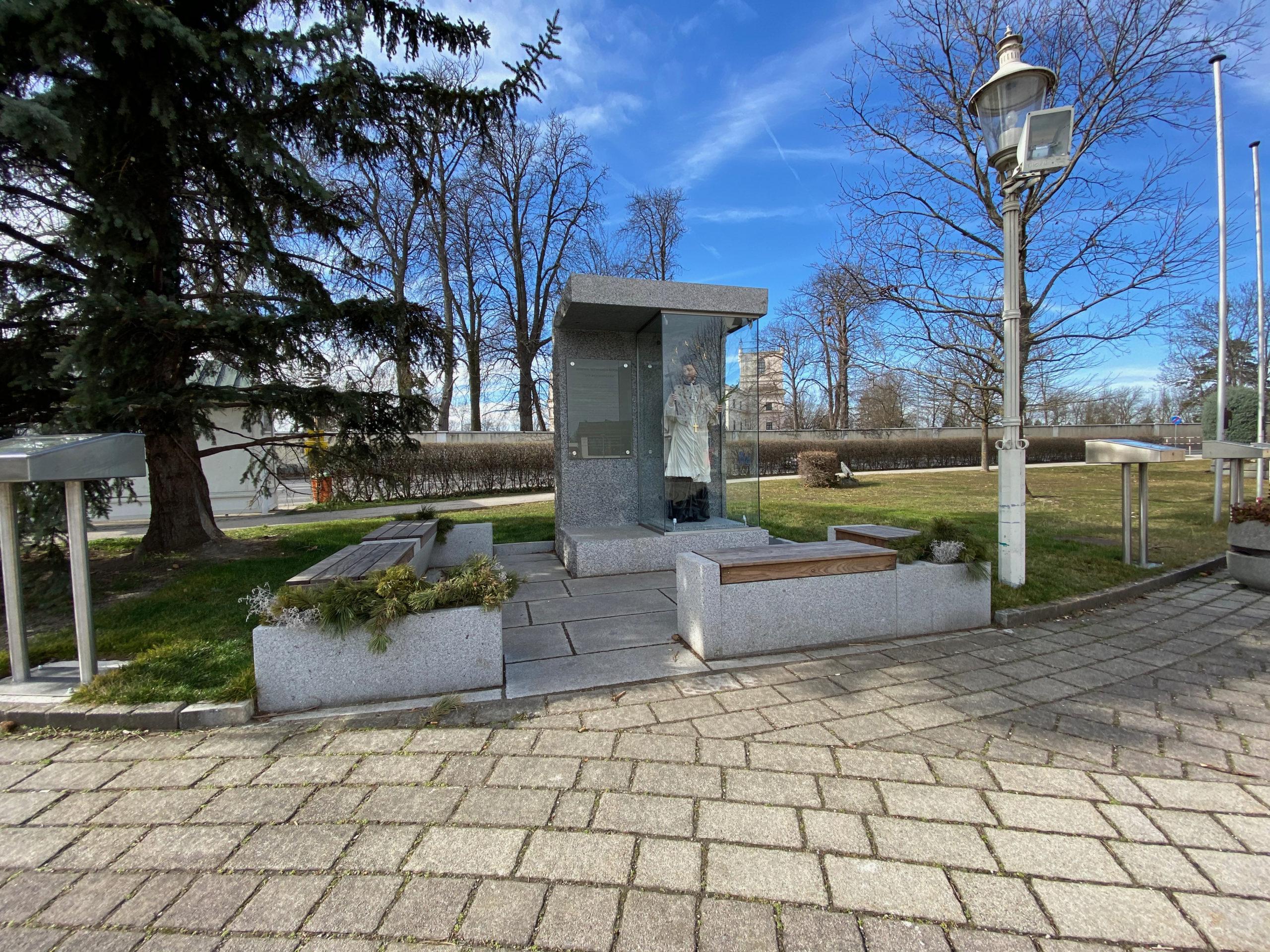 Nepomuk Denkmal